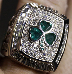 Boston Celtics 2008 NBA Championship Ring