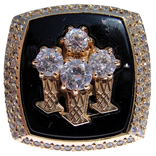Chicago Bulls 1996 NBA Championship Ring