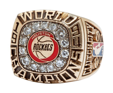 Houston Rockets 1994 NBA Championship Ring