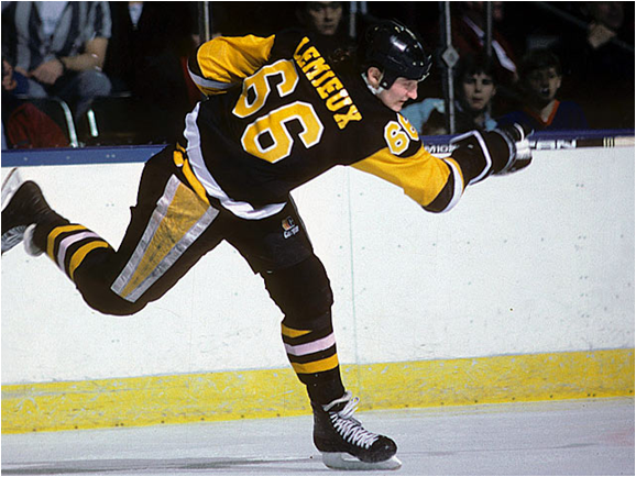 Mario Lemieux Notched 13 Short-Handed Goals In A Single Season