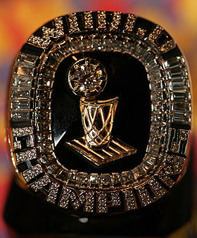 Miami Heat 2006 NBA Championship Ring