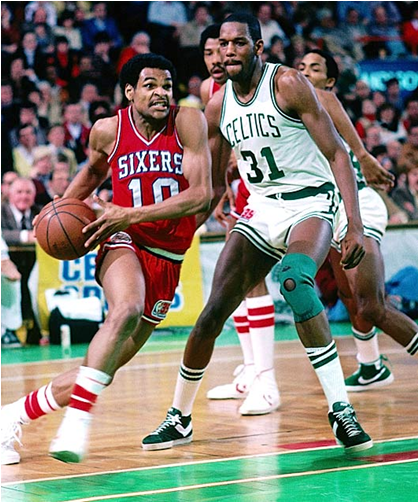 Point Guard Maurice Cheeks Is The Most Accurate Little Man In NBA History