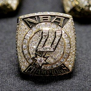 San Antonio Spurs 2007 NBA Championship Ring