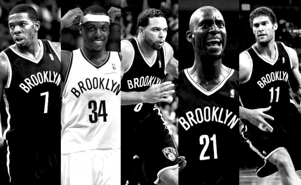 The Most Expensive Team In The NBA: The Brooklyn Nets