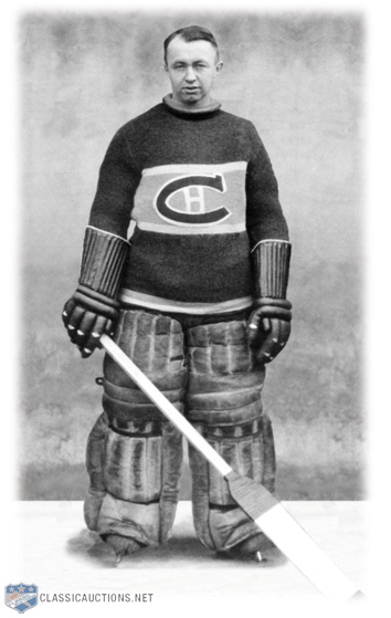 George Hainsworth Won More Shutouts For The Montreal Canadiens Than Any Other Goalie