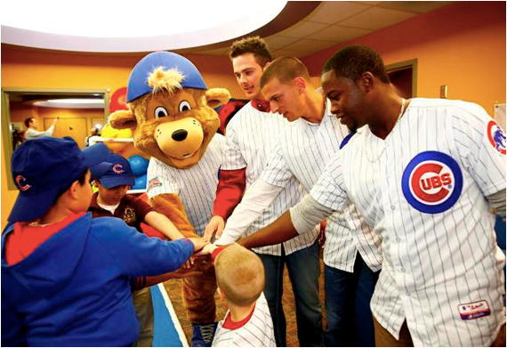 Introducing Clark The Cub, The Chicago Cubs' First Official Mascot