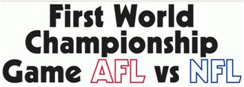 Super Bowl I Logo