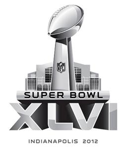 Super Bowl XLVI Logo