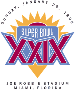 Super Bowl XXIX Logo