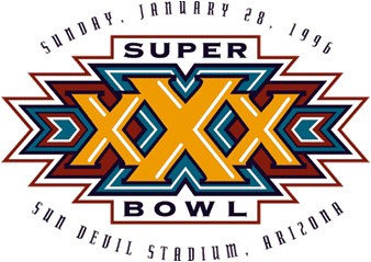 Super Bowl XXX Logo