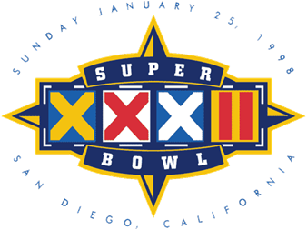 Super Bowl XXXII Logo