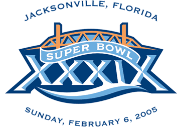 Super Bowl XXXIX Logo