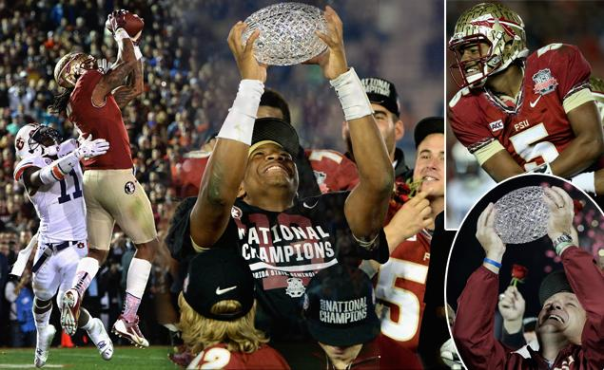 The Florida State Seminoles Went From 11th To National Champions In 2013