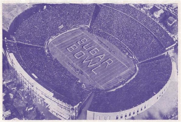 The Sugar Bowl Was Played At Tulane University's Tulane Stadium Between 1935 And 1974