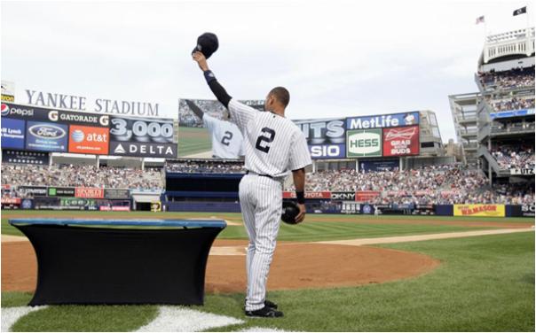 Derek Jeter, New York Yankees Legend, Is Calling It A Career After 2014