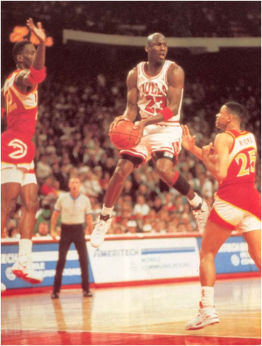 Michael Jordan Posted 37 40-Point Games In 1986-87