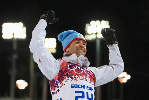 Ole Einar Bjørndalen Won His 12th Winter Olympics Medal Today, Tying For The Most All Time