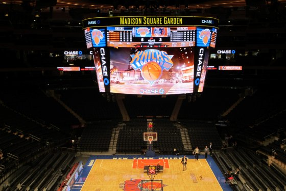 The Most Expensive House In The NBA, Madison Square Garden