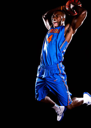 The Florida Gators Are The Team To Beat In The 2014 NCAA Tournament. Senior Patric Young Leads The Way.