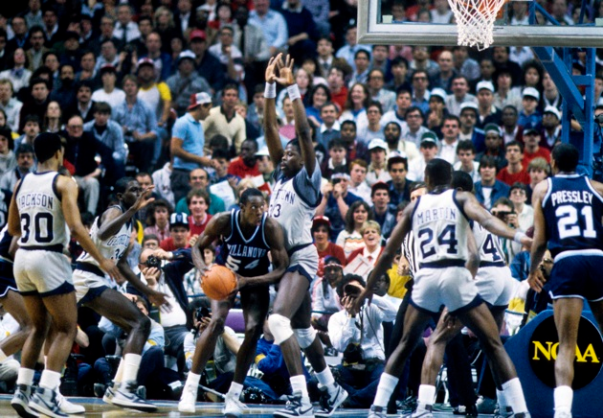 The Greatest Upset In NCAA Finals History: Villanova Over Georgetown In 1985