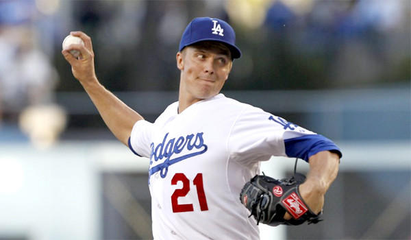 The Highest Paid Player In Baseball, Zack Greinke