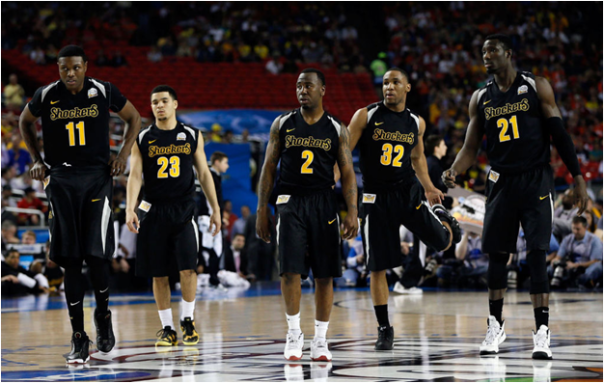 The Wichita State Shockers Are Carrying The Best Record Ever Into The 2013-14 NCAA Tournament
