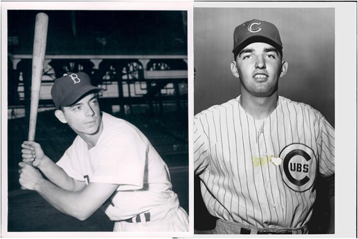Tommy Brown and Danny Murphy Hit Home Runs At Age 17