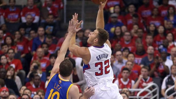 Blake Griffin And The Los Angeles Clippers Annihilated The Golden State Warriors In Game 2, One Of The Biggest Postseason Blowouts Ever