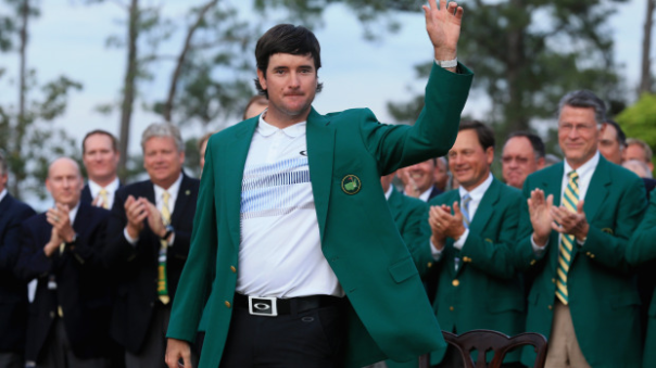 Bubba Watson's Second Green Jacket And The Ninth Major Win For A Lefty