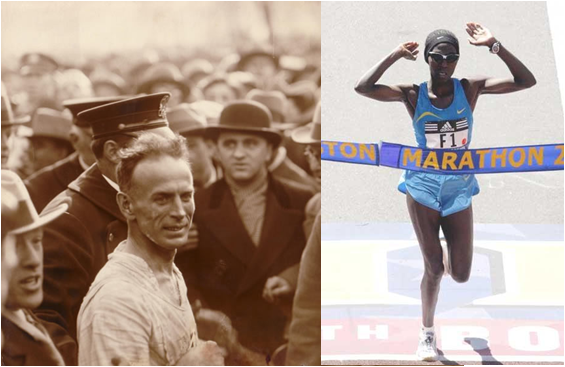 Clarence DeMar And Catherine Ndereba Have Won The Most Boston Marathons On The Men's And Women's Side, Respectively