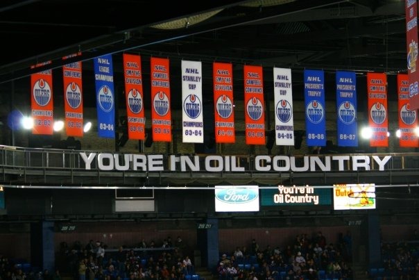 The Best Home Playoff Team In The NHL? The Edmonton Oilers, Barely Over The Montreal Canadiens.