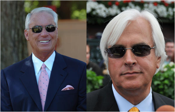 D. Wayne Lukas And Bob Baffert Have 11 Preakness Wins Between Them