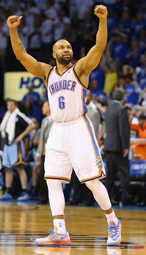 Derek Fisher Has Played In More Playoff Games Than Anyone In NBA History