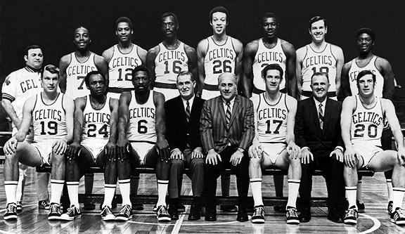 The 1969 Boston Celtics Won Game 7 On The Road Against The Los Angeles Lakers To Win The NBA Title