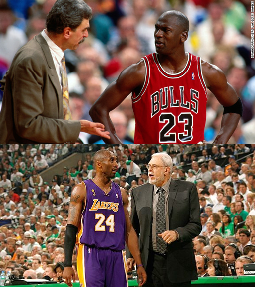 The Zen Master, Phil Jackson, Coached The Most Playoff Wins With The Highest Postseason Winning Percentage