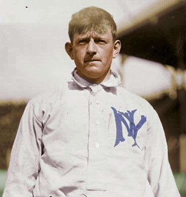 Jack Chesbro Won 41 Games For The New York Highlanders (Original Name Of The New York Yankees) In 1904