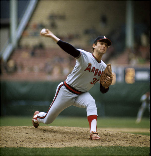 Nolan Ryan Led The League In Wild Pitches Six Times