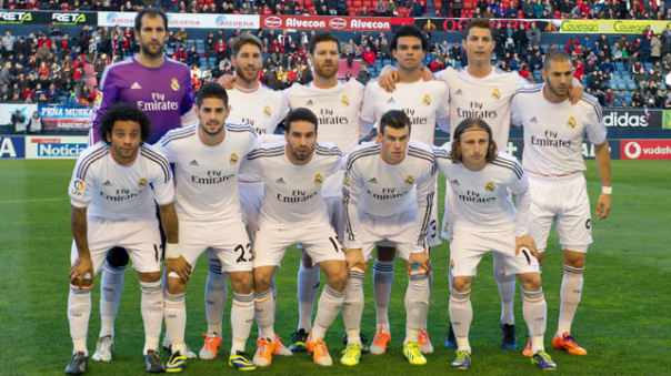 The Richest Sports Team In The World, Real Madrid