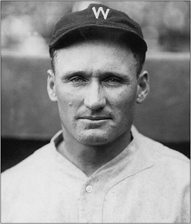 Walter Johnson Has The Most Strikeout Titles