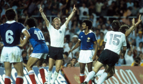 West Germany's 1982 Win Over France Was The Closest FIFA World Cup Semi-finals Ever