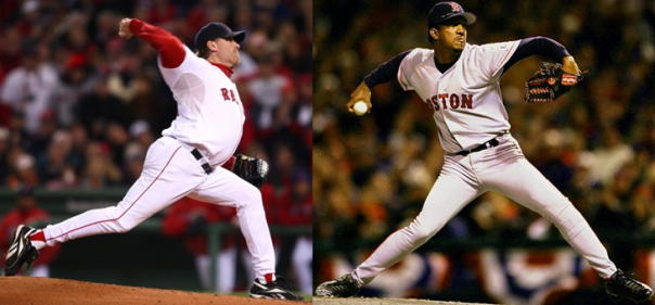 Curt Schilling And Pedro Martinez Are The Two Best Control-Strikeout Pitchers Of All Time