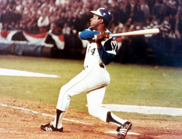 Still The Most Home Runs By A Right-Handed Hitter Ever, Hank Aaron