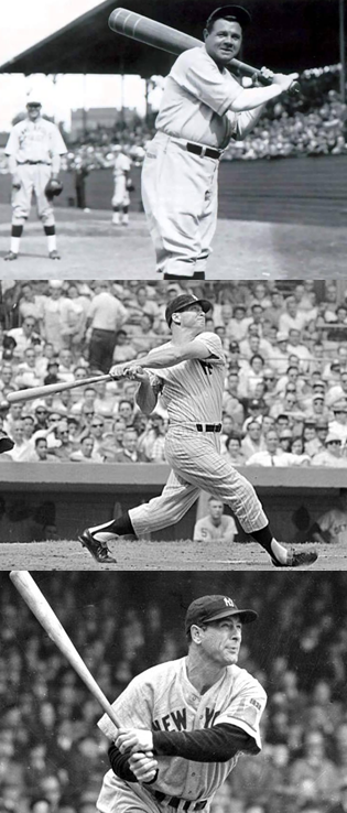 The New York Yankees, Led By Babe Ruth, Mickey Mantle And Lou Gehrig, Have Hit More Home Runs Than Any Other Franchise