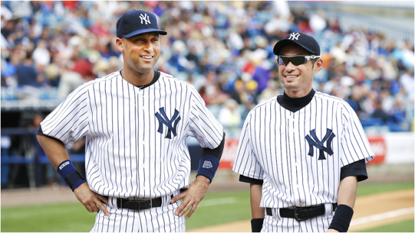 Two Of The Greatest Singles Hitters Of All Time, Derek Jeter And Ichiro Suzuki, Have Nearly 5,000 Singles Between Them, But Pete Rose Stands Alone At The Top