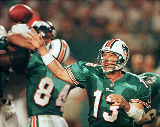 King Of Monday Night Quarterbacks, Dan Marino