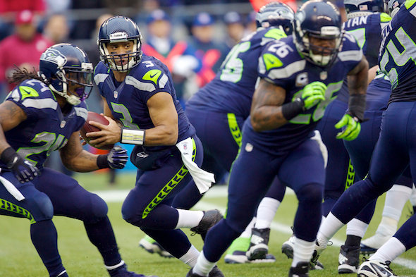 The Super Bowl Champion Seattle Seahawks Were The Most Penalized Team In 2013