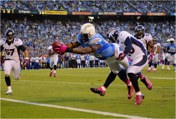 Antonio Gates, Superman
