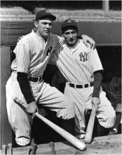Bill Dickey And Tony Lazzeri Had Home Runs In The 1936 Game 2 Blowout
