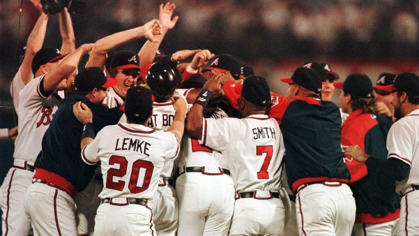 In The 1996 NLCS, The Atlanta Braves Handed Two Blowouts To The St. Louis Cardinals