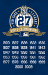 New York Yankees 27 World Series Championships